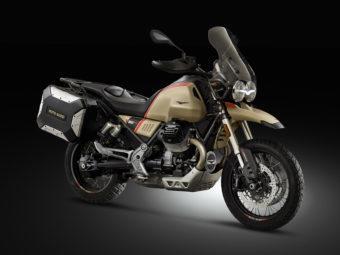 Moto Guzzi V85 TT Travel 20208