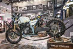 Royal Enfield MJR Roach Custom