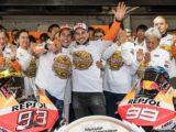 Triple Corona MotoGP Repsol Honda 2019