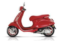 Vespa Primavera 125 RED 20203