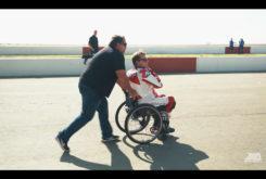 Wayne Rainey Yamaha video riding R1