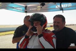 Wayne Rainey video Yamaha R1