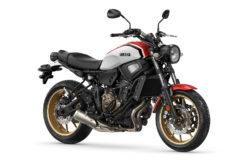 Yamaha XSR700 2020 21
