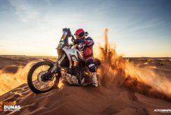 1000 Dunas prueba Yamaha Tenere Motorbike Magazine