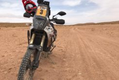 1000 dunas raid prueba Motorbike Magazine Yamaha Tenere 700 raid