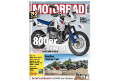 BMW GS 800 X motorrad