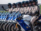 Ducati Panigale V4R policia Abu Dabi