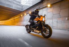 Harley Davidson Livewire 2020 Acción15