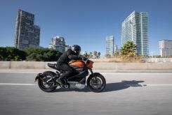 Harley Davidson Livewire 2020 Acción18