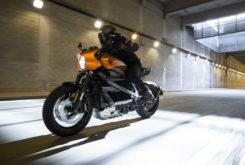 Harley Davidson Livewire 2020 Acción21