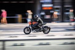 Harley Davidson Livewire 2020 Acción31