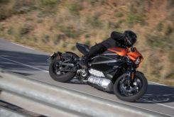 Harley Davidson Livewire 2020 Acción4