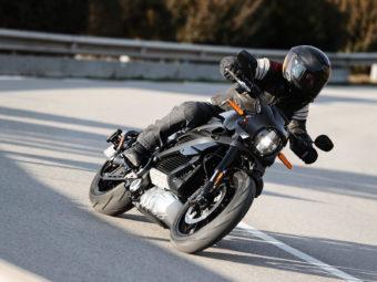 Harley Davidson Livewire 2020 Prueba1