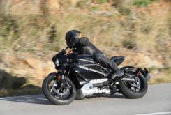 Harley Davidson Livewire 2020 Prueba11