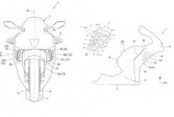 Honda Super Blackbird BikeLeaks patente registrada alerones