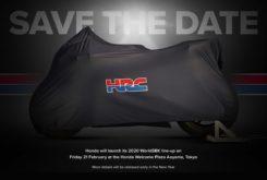 Honda presentacion WSBK 2020 HRC