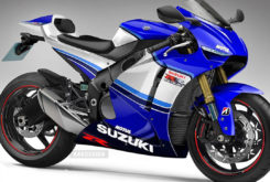 Suzuki GSX RR1000 2021