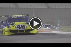 Valentino Rossi 12 Horas Abu Dhabi