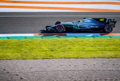 Valetino Rossi Lewis Hamilton Valencia 2019 08