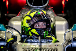 Valetino Rossi Lewis Hamilton Valencia 2019 11
