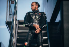 Valetino Rossi Lewis Hamilton Valencia 2019 13