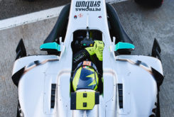 Valetino Rossi Lewis Hamilton Valencia 2019 31