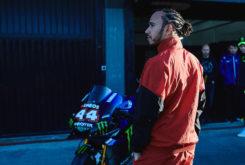 Valetino Rossi Lewis Hamilton Valencia 2019 35
