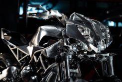 Yamaha Niken Game Over Cycles preparacion 17