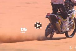 Andrew Short neumatico Dakar 2020 01