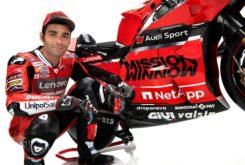 Ducati MotoGP 2020 Andrea Dovizioso Danilo Petrucci Desmosedici GP20 (16)