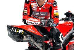 Ducati MotoGP 2020 Andrea Dovizioso Danilo Petrucci Desmosedici GP20 (19)
