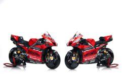 Ducati MotoGP 2020 Andrea Dovizioso Danilo Petrucci Desmosedici GP20 (26)