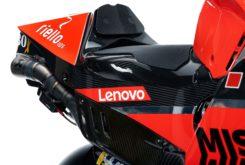 Ducati MotoGP 2020 Andrea Dovizioso Danilo Petrucci Desmosedici GP20 (44)