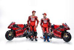 Ducati MotoGP 2020 Andrea Dovizioso Danilo Petrucci Desmosedici GP20 (51)