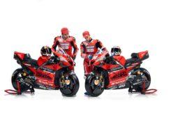 Ducati MotoGP 2020 Andrea Dovizioso Danilo Petrucci Desmosedici GP20 (52)