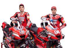 Ducati MotoGP 2020 Andrea Dovizioso Danilo Petrucci Desmosedici GP20 (53)