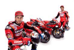 Ducati MotoGP 2020 Andrea Dovizioso Danilo Petrucci Desmosedici GP20 (54)