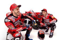 Ducati MotoGP 2020 Andrea Dovizioso Danilo Petrucci Desmosedici GP20 (55)