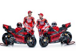 Ducati MotoGP 2020 Andrea Dovizioso Danilo Petrucci Desmosedici GP20 (58)