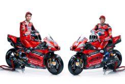 Ducati MotoGP 2020 Andrea Dovizioso Danilo Petrucci Desmosedici GP20 (59)