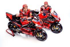 Ducati MotoGP 2020 Andrea Dovizioso Danilo Petrucci Desmosedici GP20 (60)