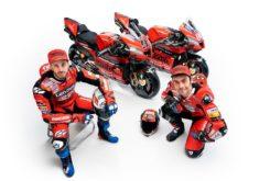 Ducati MotoGP 2020 Andrea Dovizioso Danilo Petrucci Desmosedici GP20 (61)