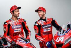 Ducati MotoGP 2020 Andrea Dovizioso Danilo Petrucci Desmosedici GP20 (62)