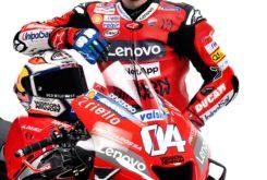 Ducati MotoGP 2020 Andrea Dovizioso Danilo Petrucci Desmosedici GP20 (70)