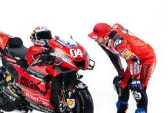 Ducati MotoGP 2020 Andrea Dovizioso Danilo Petrucci Desmosedici GP20 (71)