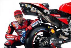 Ducati MotoGP 2020 Andrea Dovizioso Danilo Petrucci Desmosedici GP20 (74)