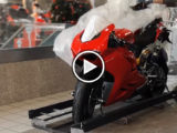 Ducati Panigale V2 2020 video unboxing