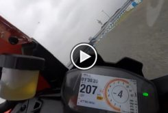 Ducati Panigale V2 video on boardPlay
