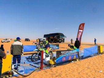 Edwin Straver Dakar 2020 (1)