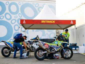 Edwin Straver Dakar 2020 (2)